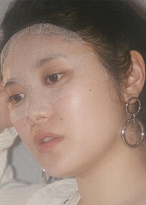 using dry mask pack