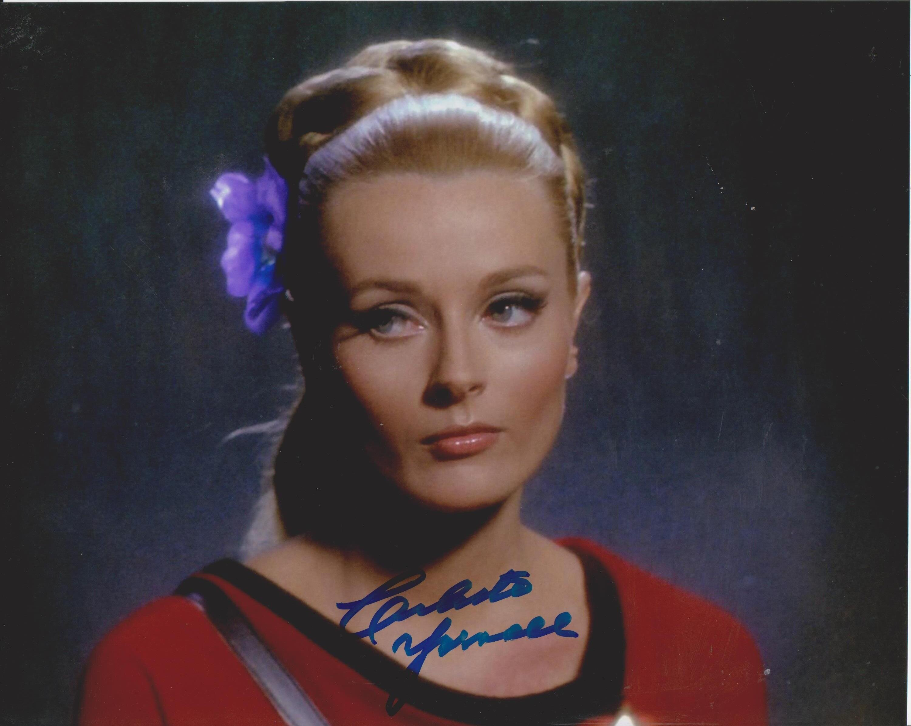 Celeste Yarnall Nude Photos 51