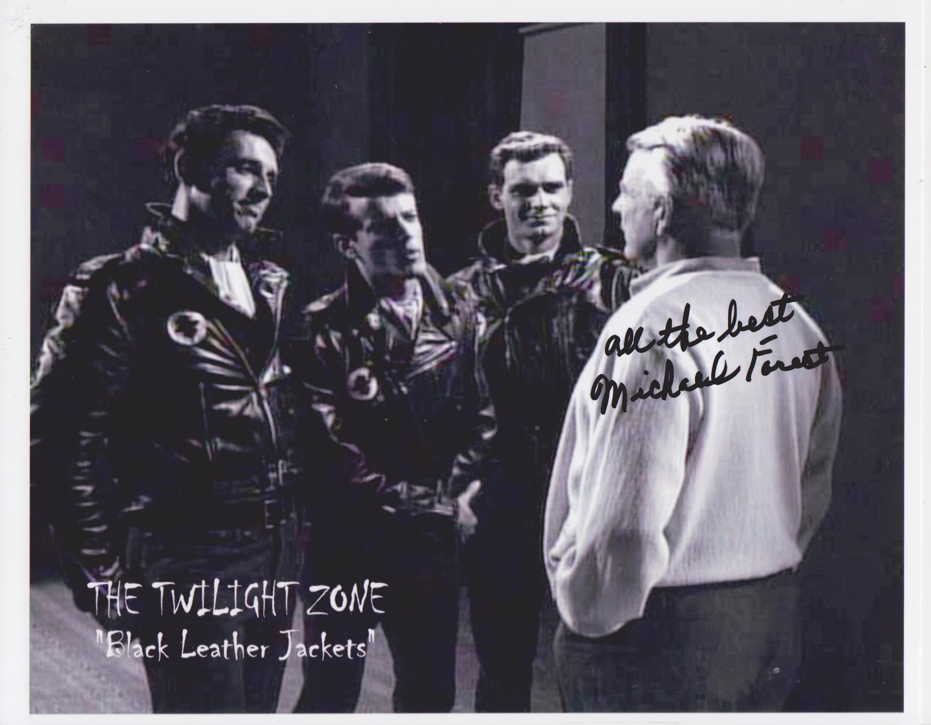Michael Forest Twilight Zone 2