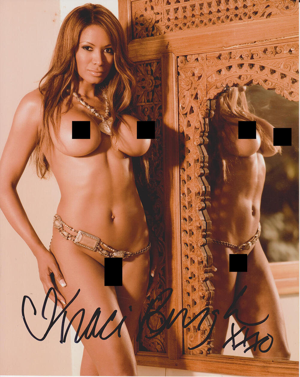 Traci bingham nude pictures