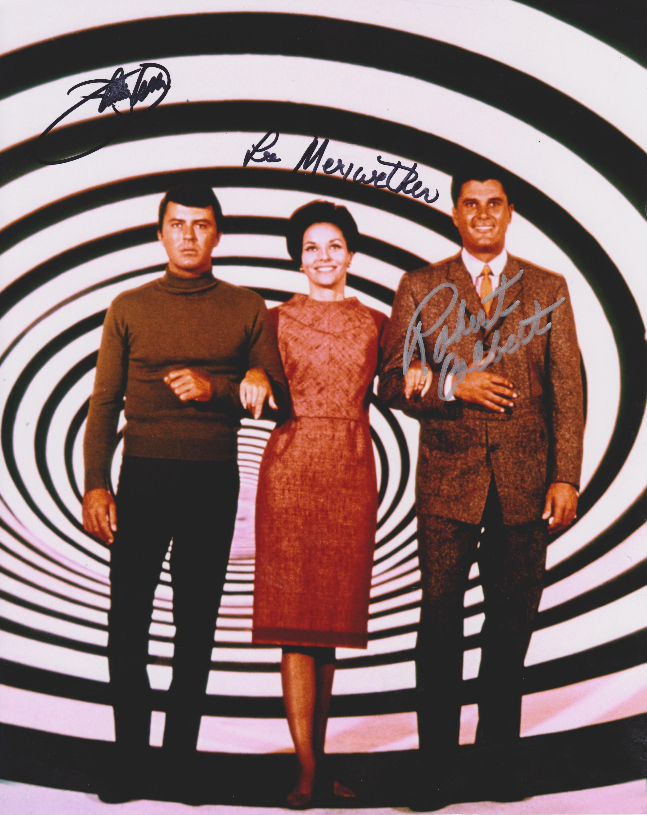 Time Tunnel cast of 3