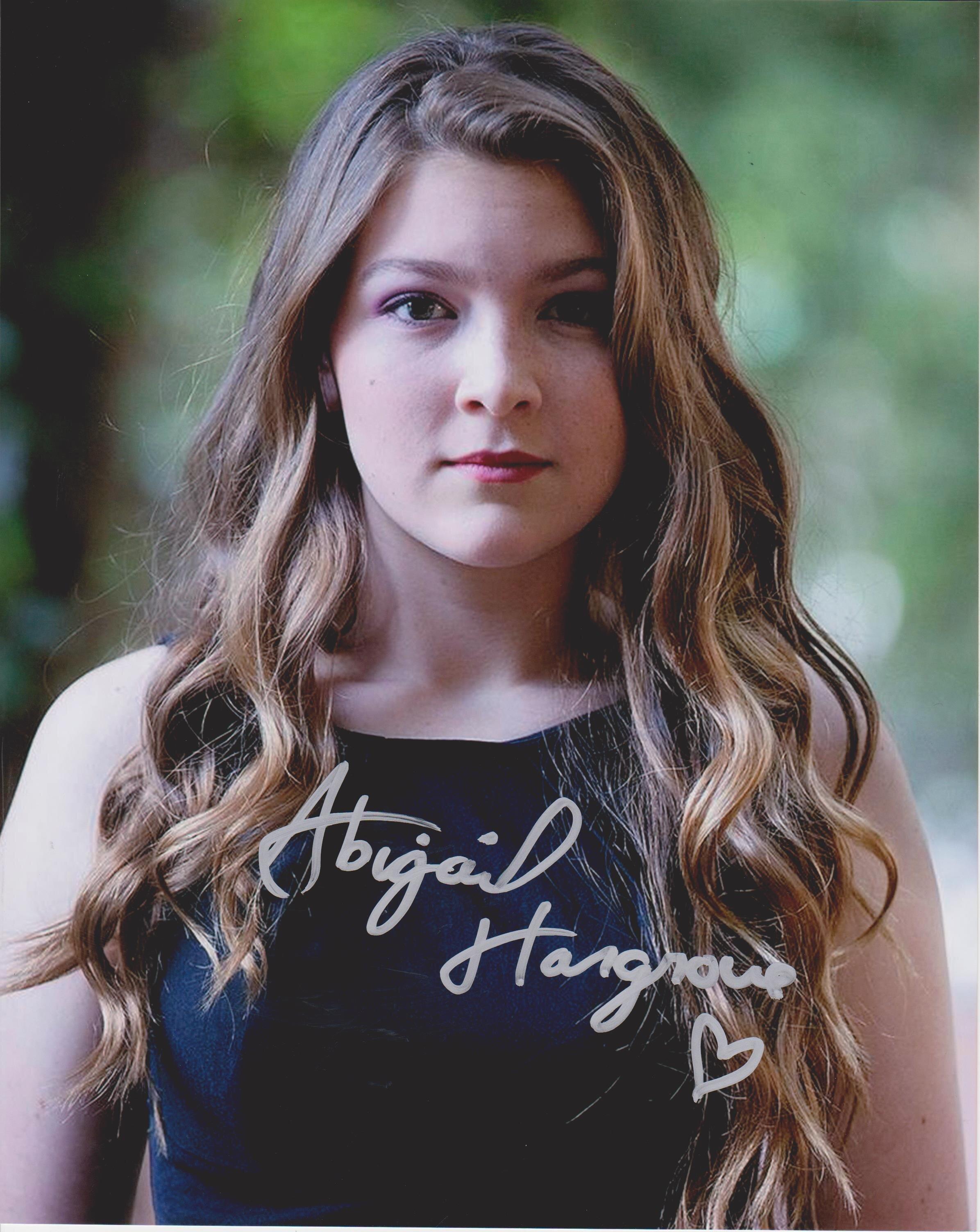 Abigail Hargrove Nude Photos 76