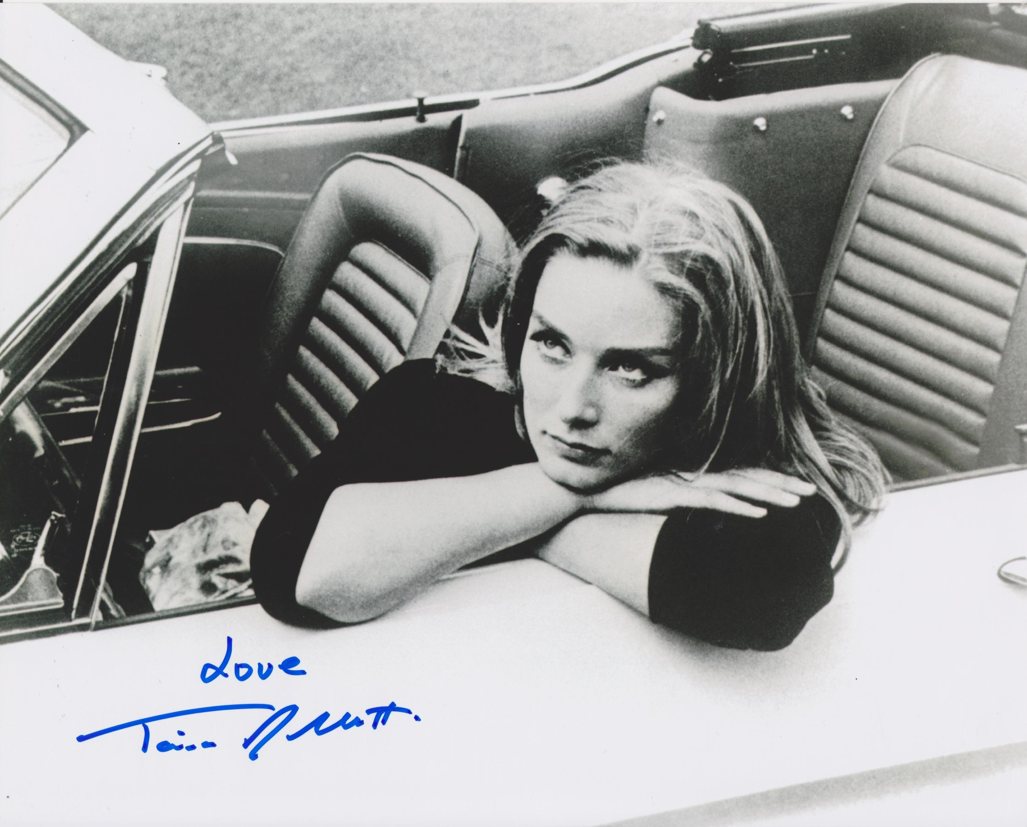 Tania Mallet: Tania Mallet Goldfinger # 16