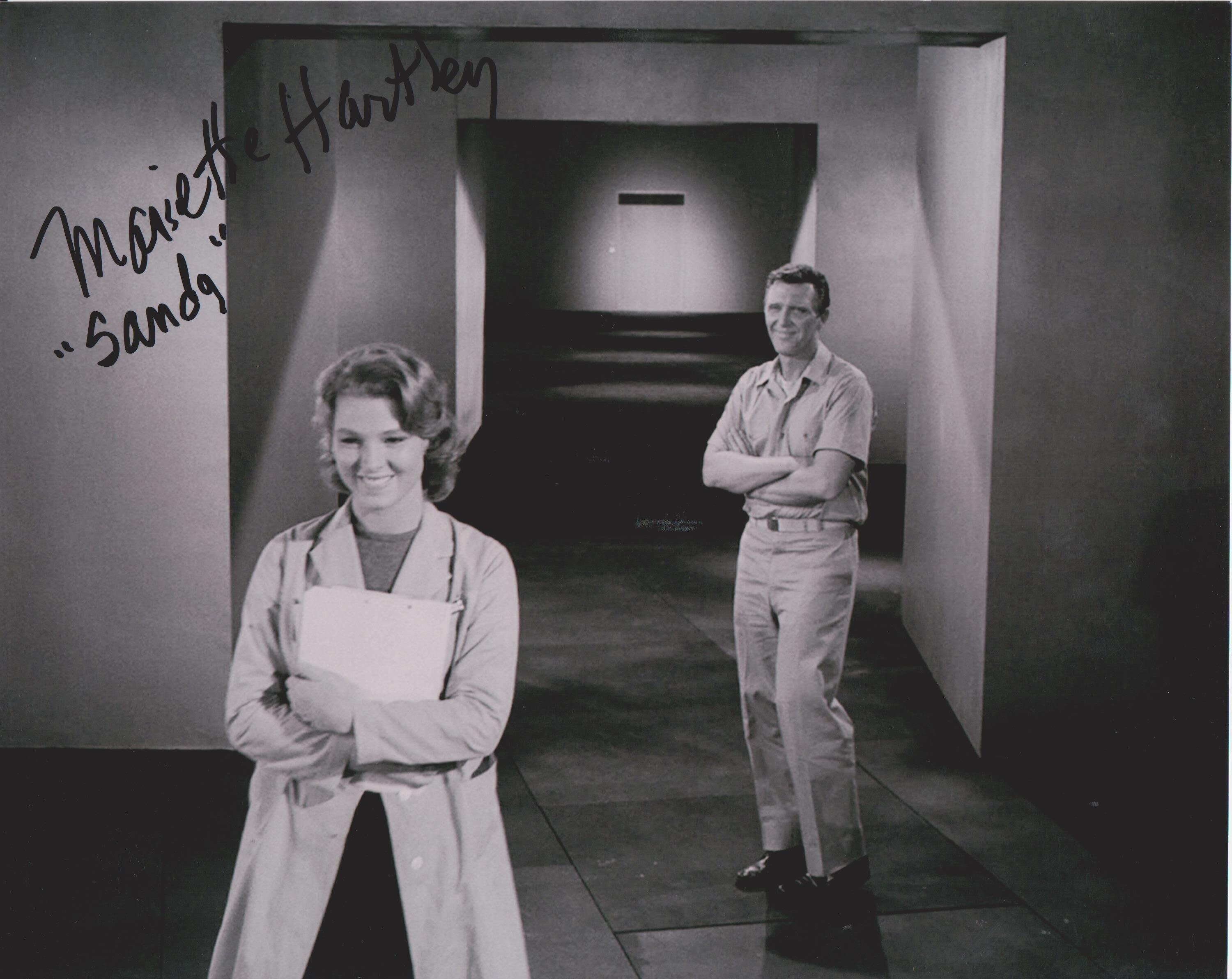 Mariette Hartley Twilight Zone 3 LAST ONE