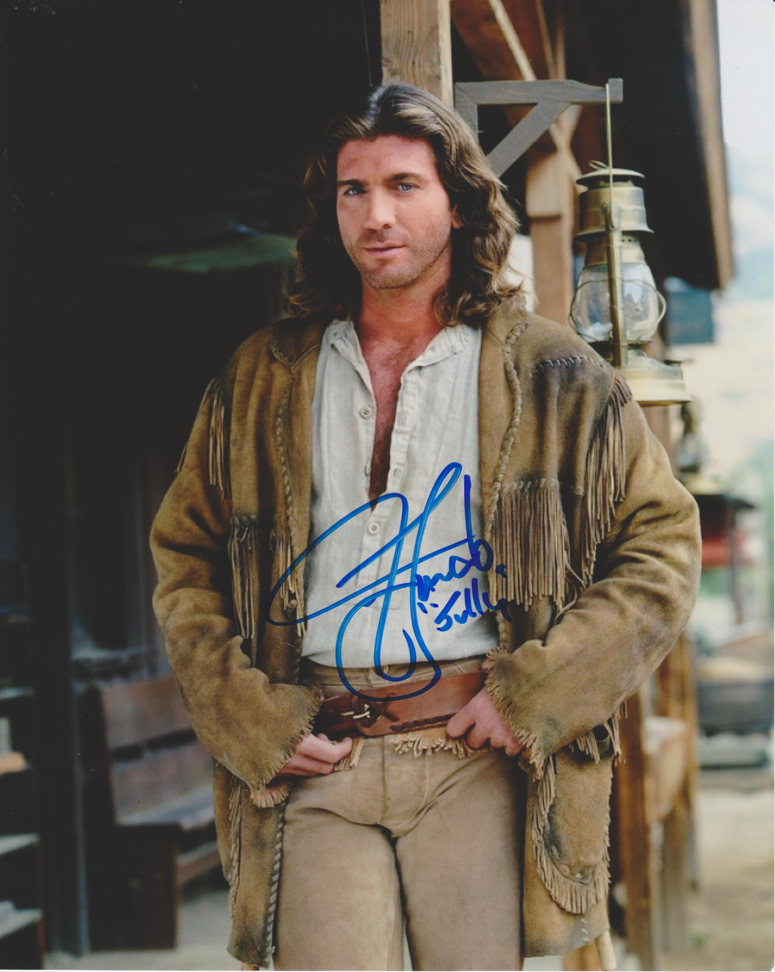 Joe Lando Dr  Quinn 3