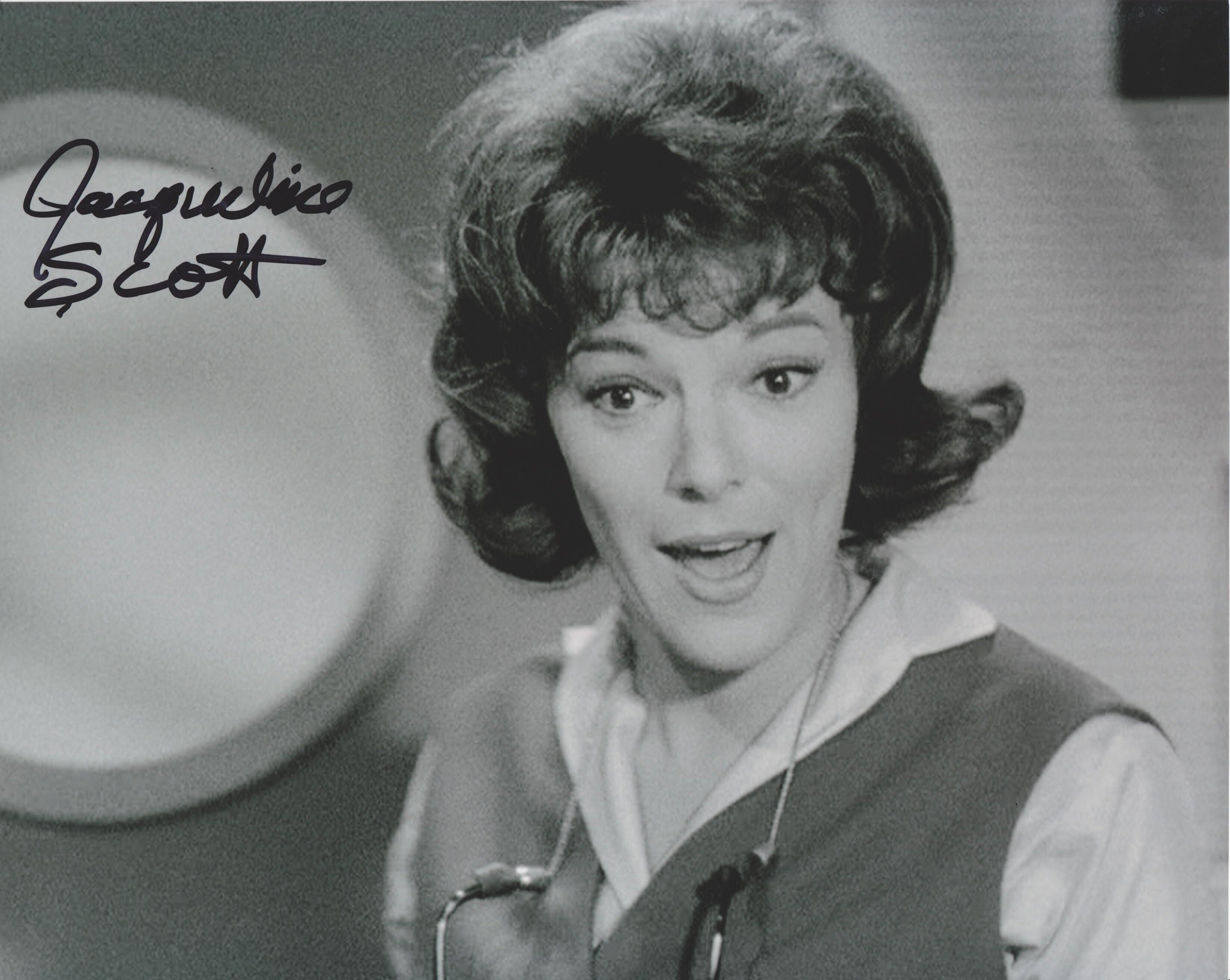 Jacqueline Scott Jacqueline Scott new picture