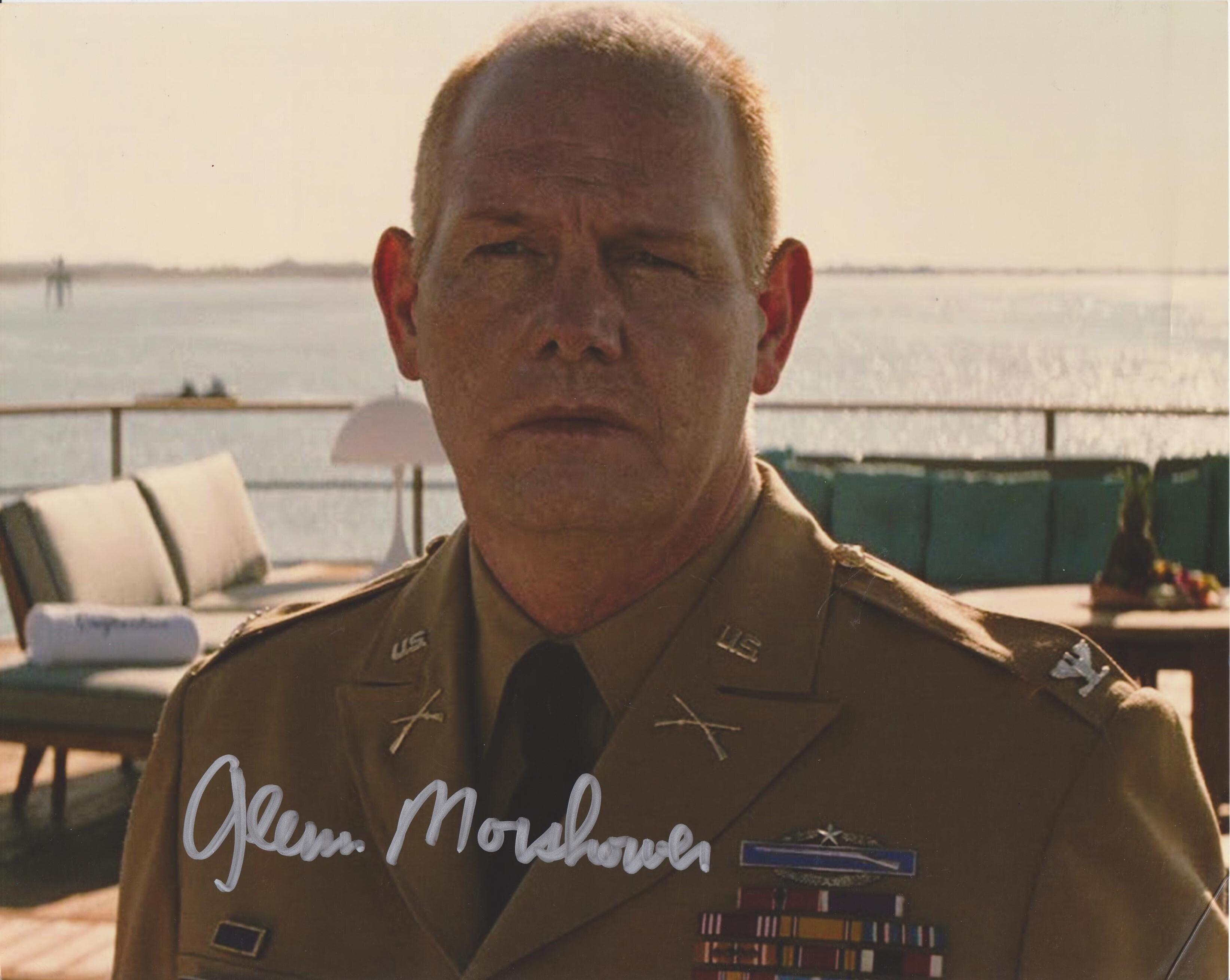 Glenn Morshower bomb city