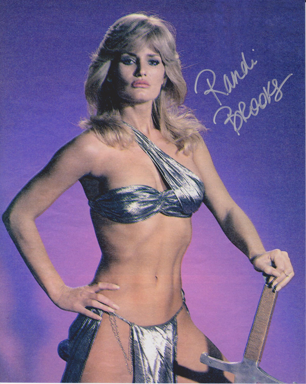 Randi Brooks fetish femdom anal bikini