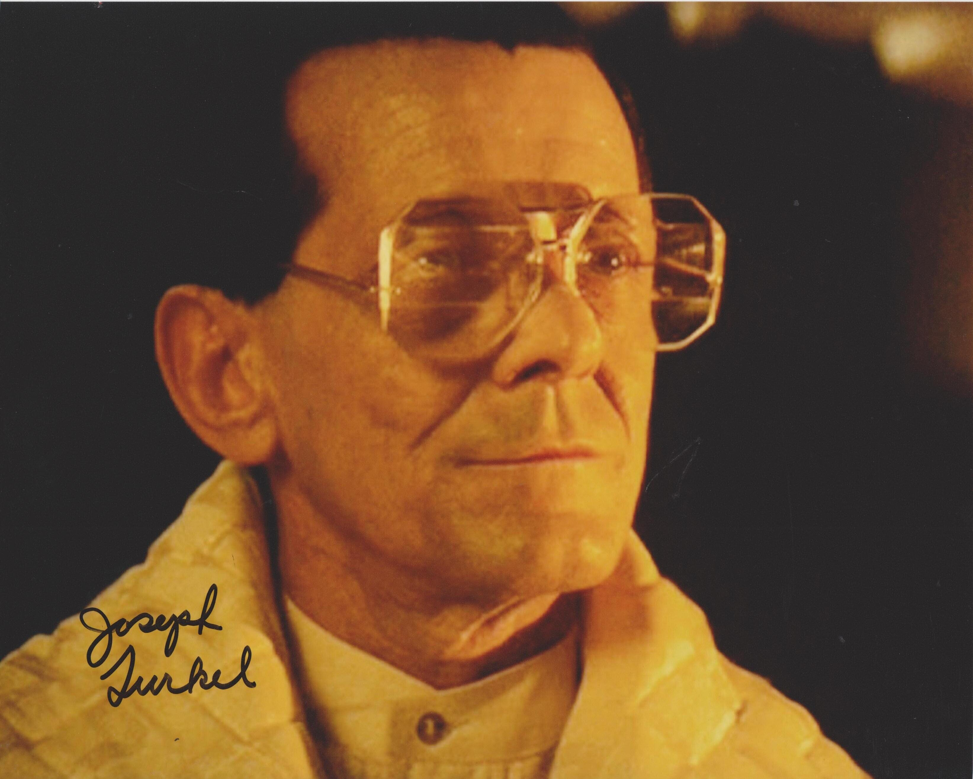 joe turkel turkish