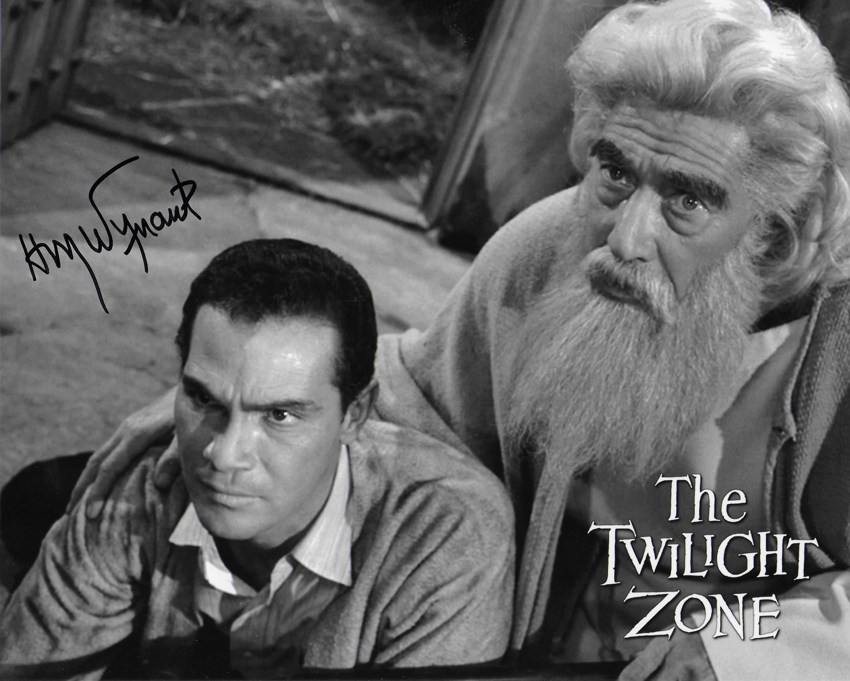 H.M. Wynant Twilight Zone 9