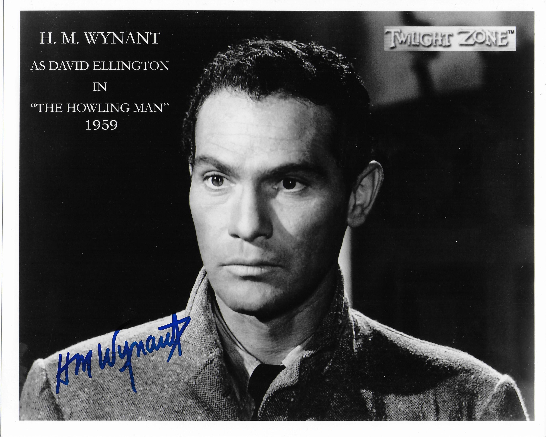 H.M. Wynant Twilight Zone