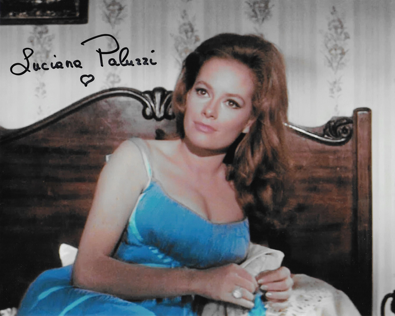 Luciana Paluzzi Nude Photos 52