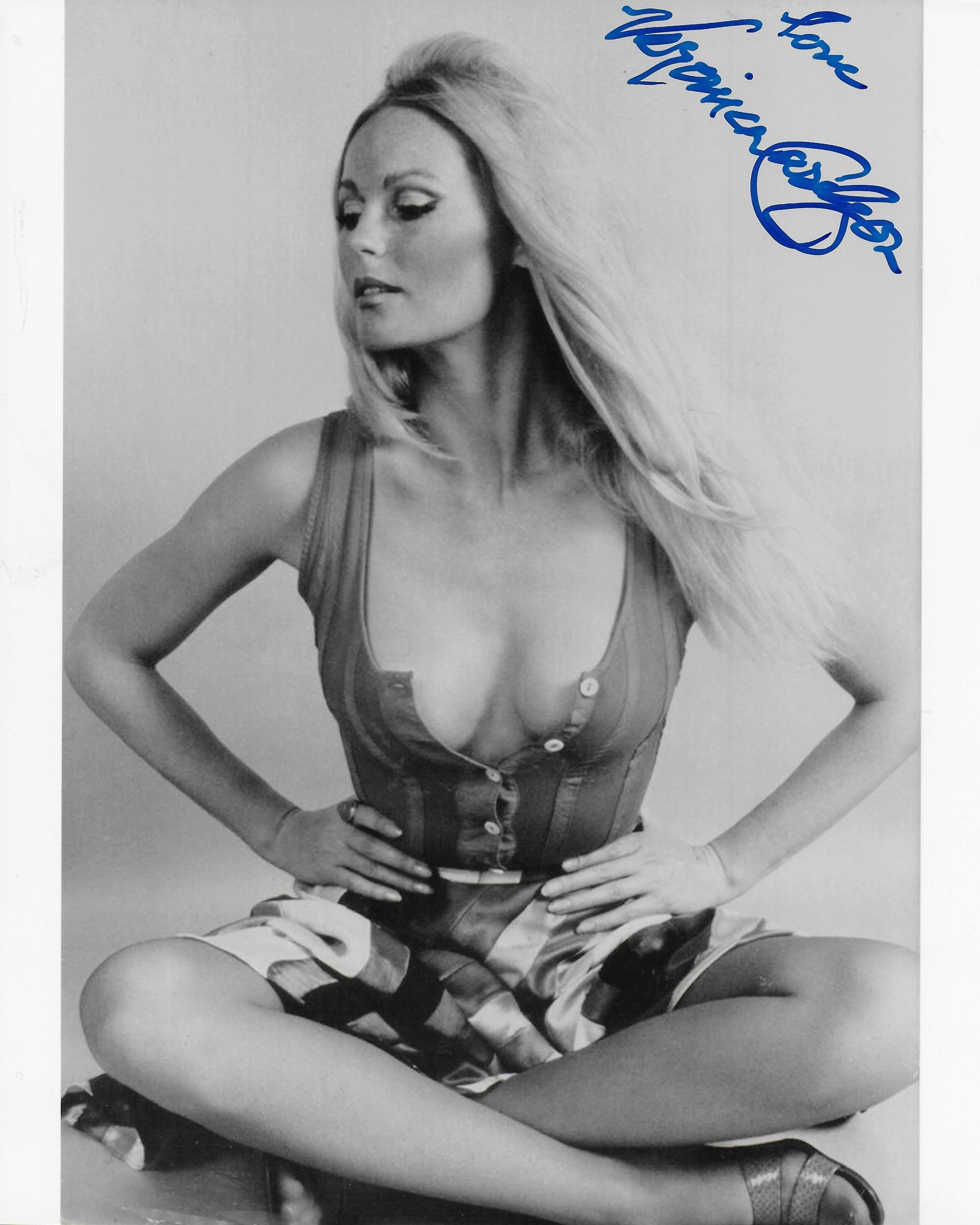Veronica Carlson naked (14 foto and video), Tits, Sideboobs, Twitter, butt 2015