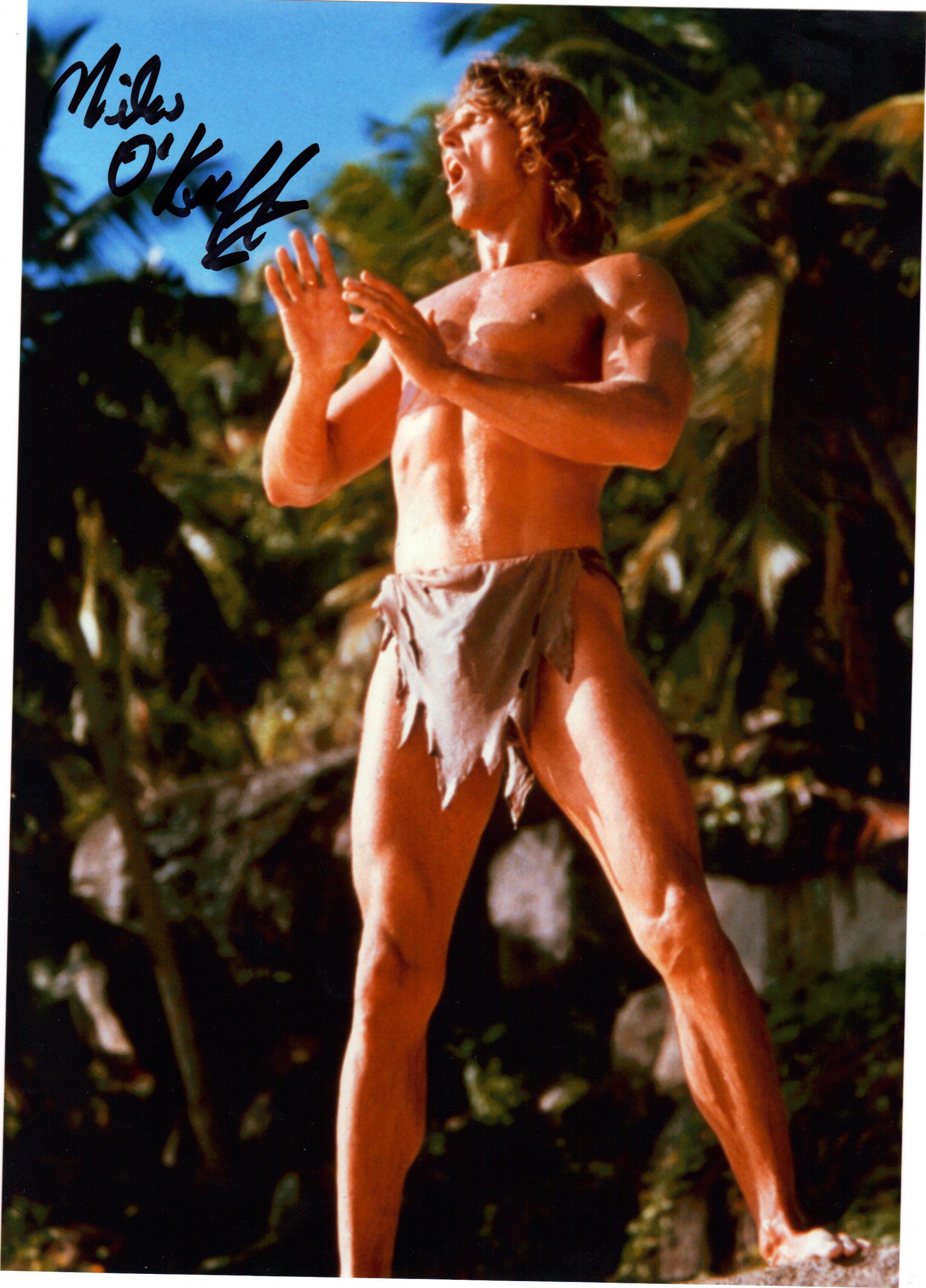 Miles O'Keeffe Tarzan 2