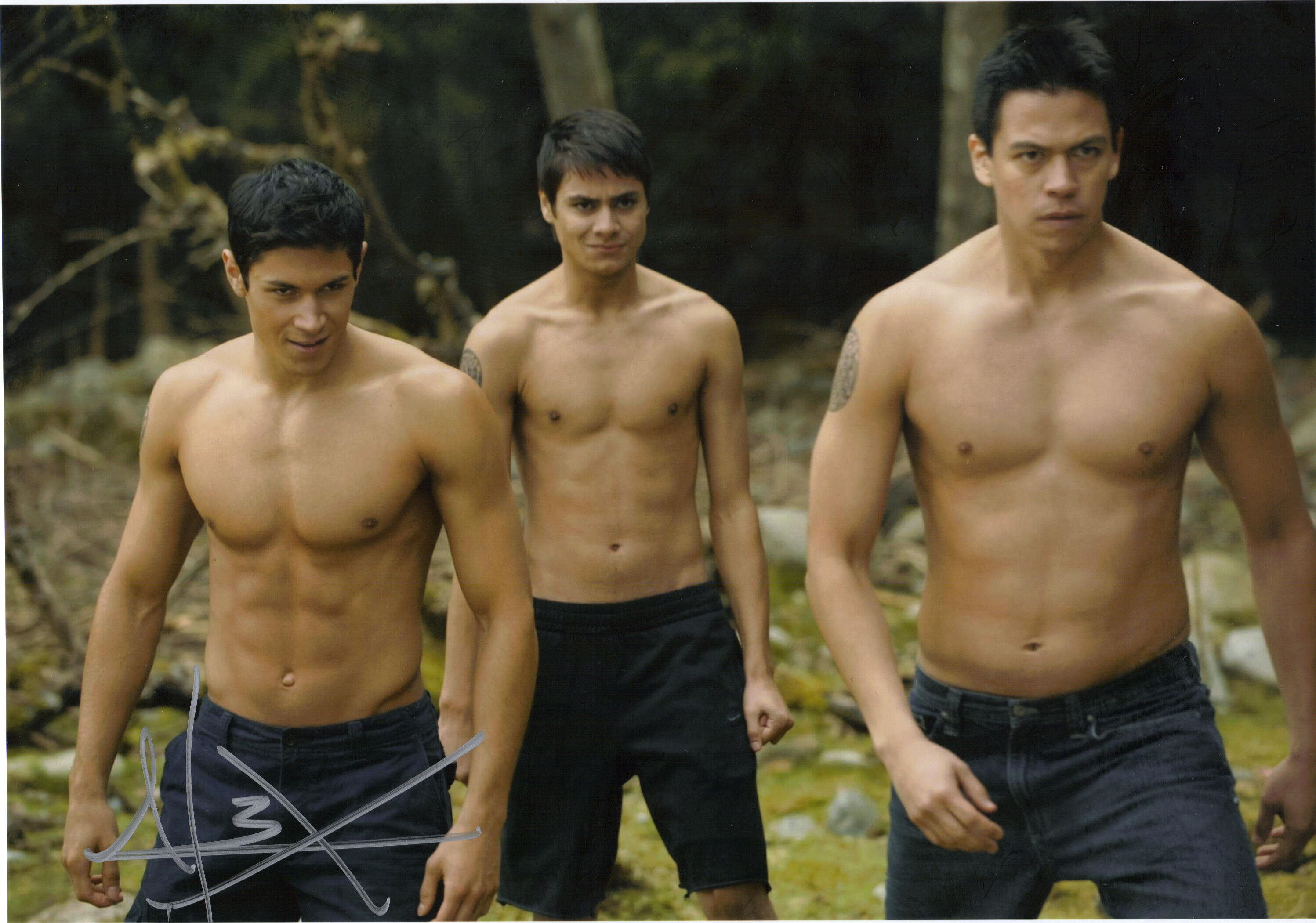 Alex Meraz Twilight