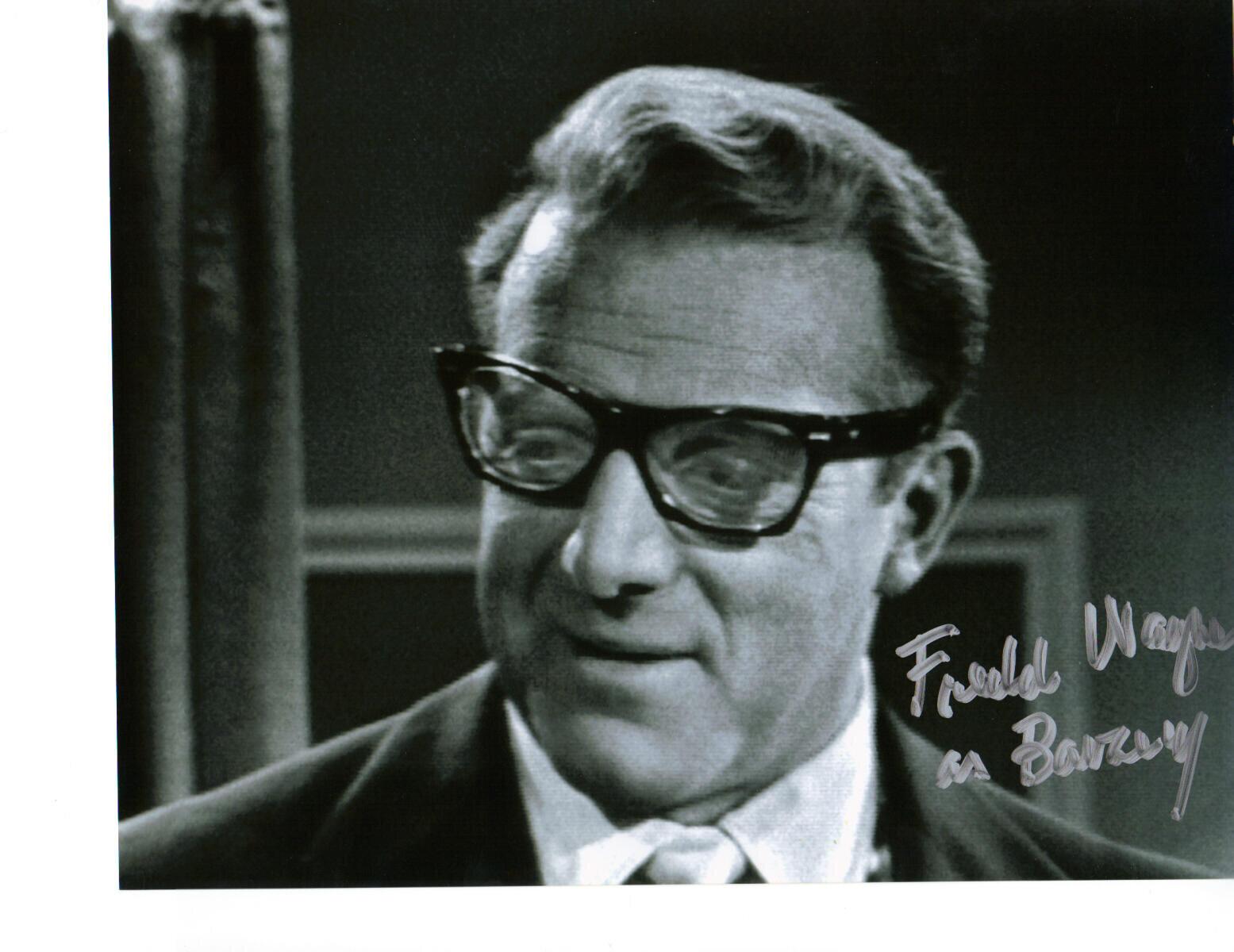 Fredd Wayne (1924-2018) Twilight Zone 8X10 #2
