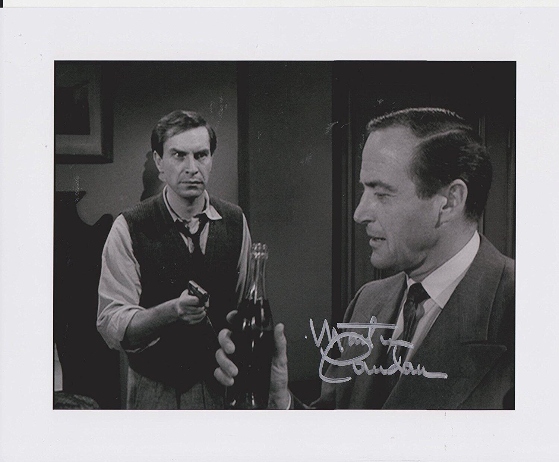 Martin Landau (1928-2017) Twilight Zone 8X10 #4