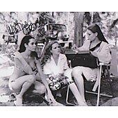 Luciana Paluzzi & Martine Beswicke Thunderball