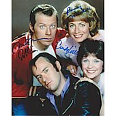 Laverne & Shirley Cast of 4 8x10