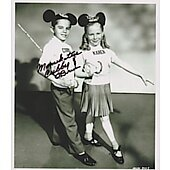 Cubby O'Brien Mickey Mouse Club 3