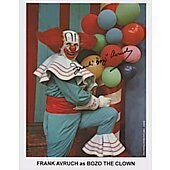 Frank Avruch Bozo The Clown