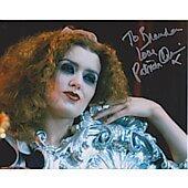 Patricia Quinn Rocky Horror (Signature personalized to Brandon)