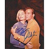 William Shatner & Sally Kellerman Star Trek