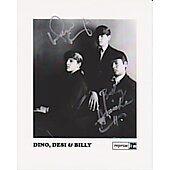 Dino, Desi & Billy signed by 2    #4