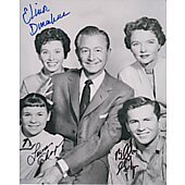 Elinor Donahue / Laurin Chapin / Billy Gray Father Knows Best