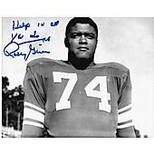 Rosey Grier New York Giants  2