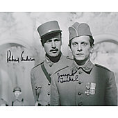 Joe Turkel / Richard Anderson Paths of Glory