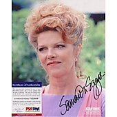 Samantha Eggar Star Trek Next Generation PSA/DNA