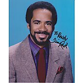 Tim Reid WKRP (Signature personalized to Randy)