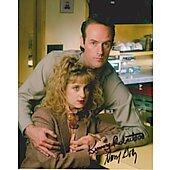Harry Goaz & Kimmy Robertson Twin Peaks