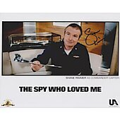 Shane Rimmer Spy Who Loved Me Bond 007