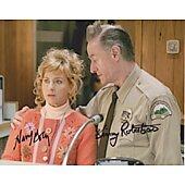 Harry Goaz & Kimmy Robertson Twin Peaks #2