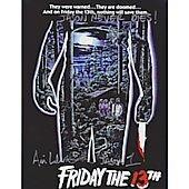 Ari Lehman Friday the 13th 3