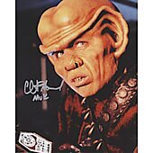 Clint Howard  Star Trek: Deep Space Nine.