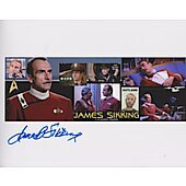 James Sikking Star Trek