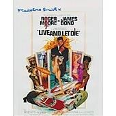 Madeline Smith James Bond #5