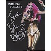 Dale Bozzio Missing Persons 8X10 #8