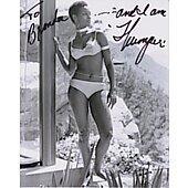 Trina Parks Bond 007 #2 (Signature personalized to Brandon)