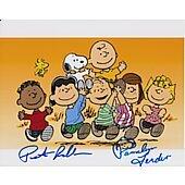 Pamelyn Ferdin / Peter Robbins Charlie Brown Peanuts 3