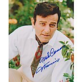 Mike Connors (1925-2017) Mannix 8X10 #1