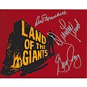 Land of the Giants cast of 3 #2