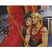 Sam J Jones & Melody Anderson Flash Gordon