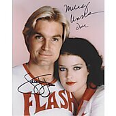 Sam J Jones & Melody Anderson Flash Gordon #2