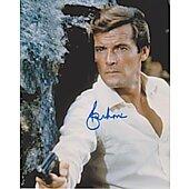 Sir Roger Moore James Bond 007 #2