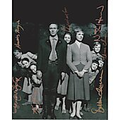 Sound of Music cast of 7 8X10 #6