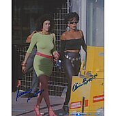 Olivia Brown & Saundra Santiago Miami Vice